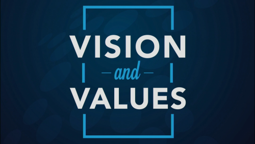 Vision-and-Values
